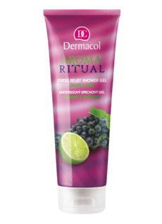 AROMA RITUAL SHOWER GEL - GRAPE & LIME