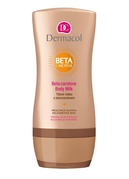 BETA-CAROTENE BODY MILK • Dermacol – skin care, body care ...