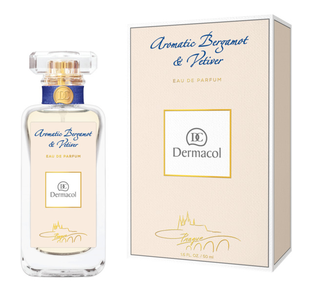 AROMATIC BERGAMOT & VETIVER EDP 50ml