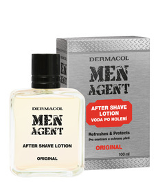MEN AGENT After Shave Lotion Original