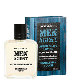 MEN AGENT After Shave Lotion Gentleman Touch
