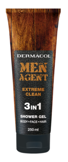 Men Agent Shower Gel Extreme Clean