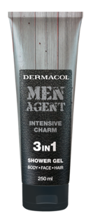 Men Agent Shower Gel Intensive Charm