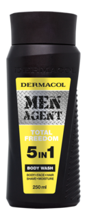 Men Agent Shower Gel Total Freedom