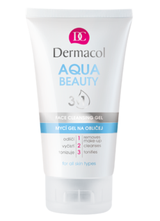 Aqua Beauty 3in1 Face Cleansing Gel