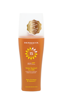 SUN Water Resistant Sun Milk SPF 15 spray