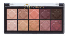 Eyeshadow pallete Matt and Pearl No. 1